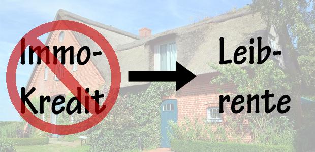 Die Leibrente ist eine echte Alternative für Senioren, die aufgrund der Wohnimmobiliekredit-Richtlinien der EU keinen Kredit bekommen
