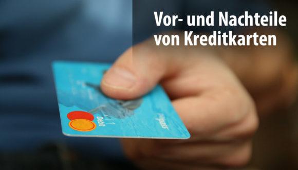 Bevor man sich für eine Kreditkarte entscheidet, sollte man die Vor- und Nachteile dieses speziellen Zahlungsmittels kennen (Foto: Pixabay/jarmoluk).